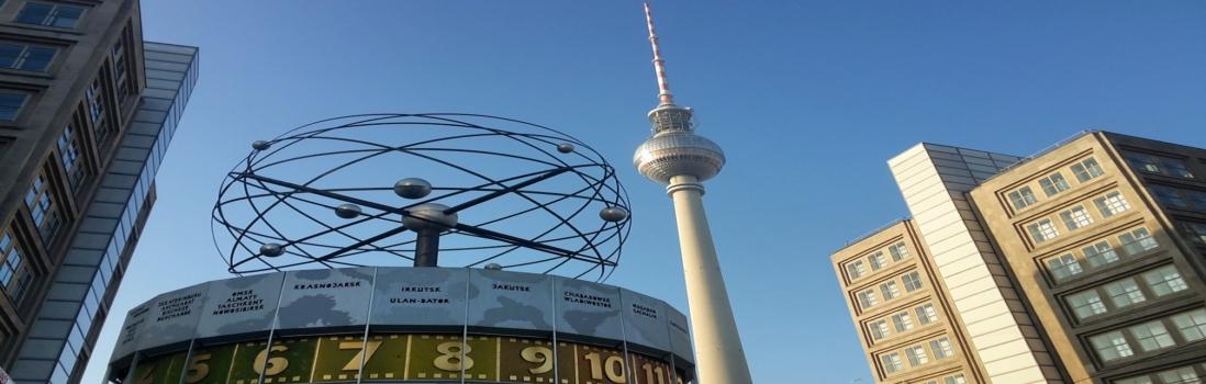 Sidewalk Conversations: Liga Megne in Berlin (Episode 2)