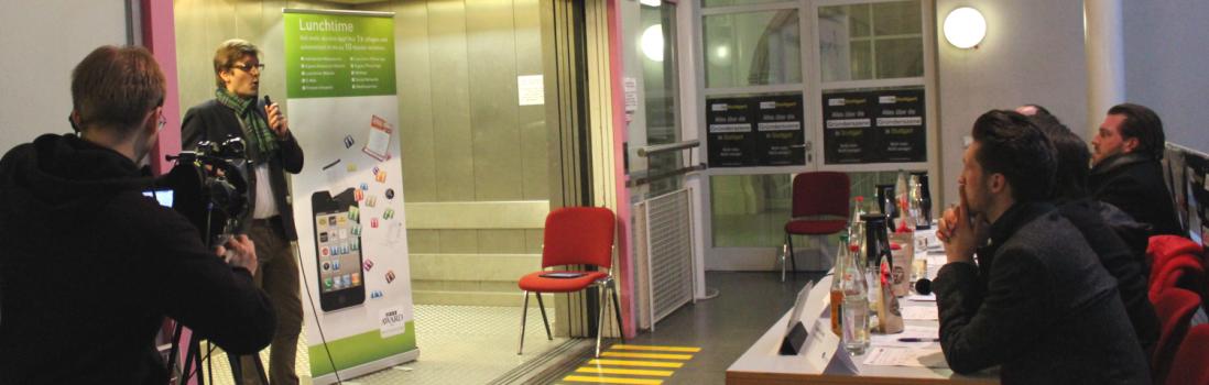 Was macht eigentlich einen guten Elevator Pitch aus? [startup-stuttgart.de]