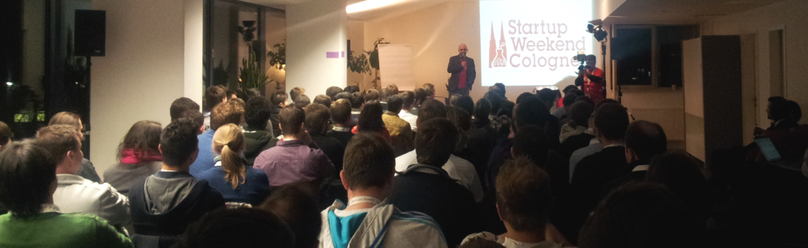 An amazing first Startup Weekend Cologne [europe.startupweekend.org]