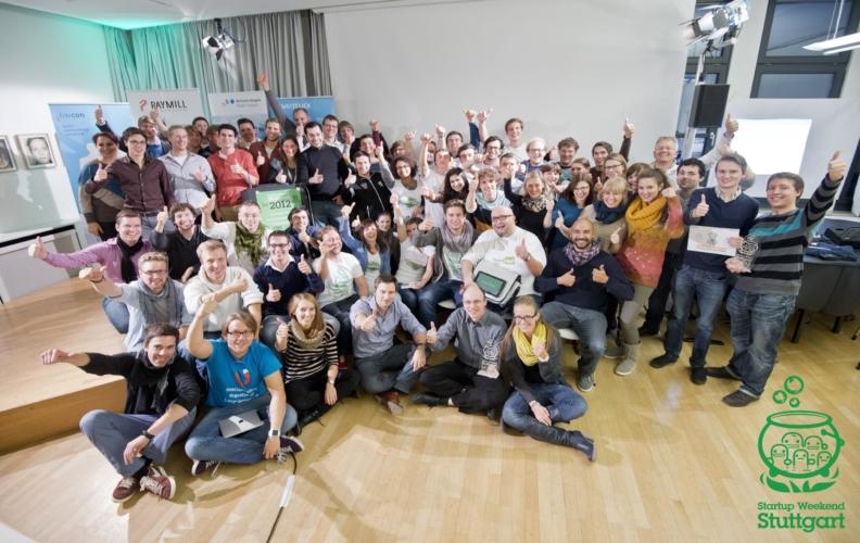 Mein Review vom SWS12 auf dem SW Global Blog [startupweekend.org/blog]